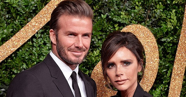 David Beckham and Victoria Beckham attend the British Fashion Awards 2015 on November 23, 2015 in London, England.   Photo: Getty Images