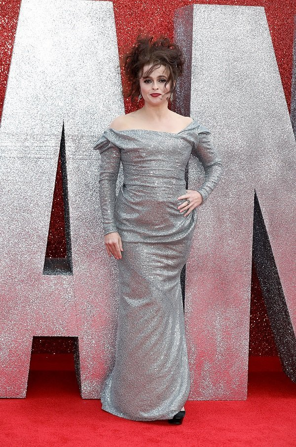 Helena Bonham Carter on June 13, 2018 in London, England | Source: Getty Images