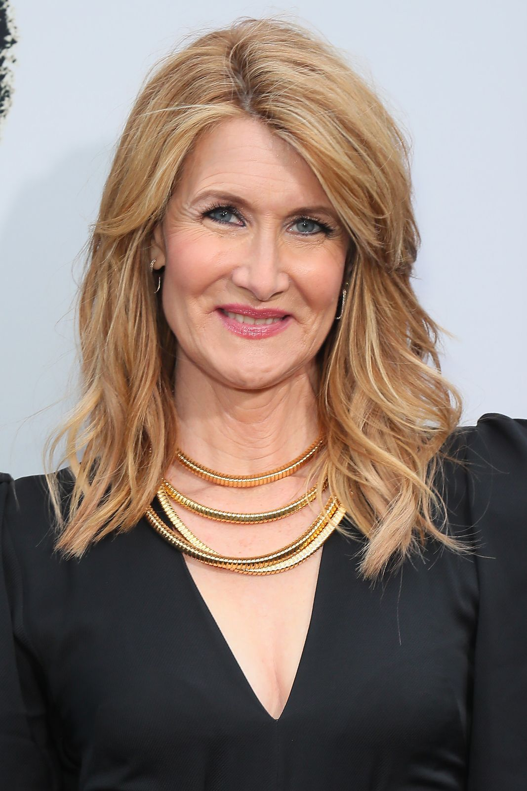 "Laura Dern at the premiere of Netflix's ""The Black Godfather"" at Paramount Theater on June 03, 2019 in Hollywood, California. 