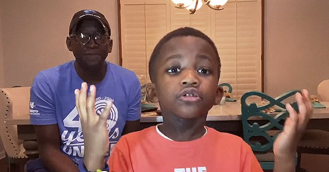 Watch 6-Year-Old Memphis Boy's Viral Video with Inspiring Rap Performance to the Classic ABC's