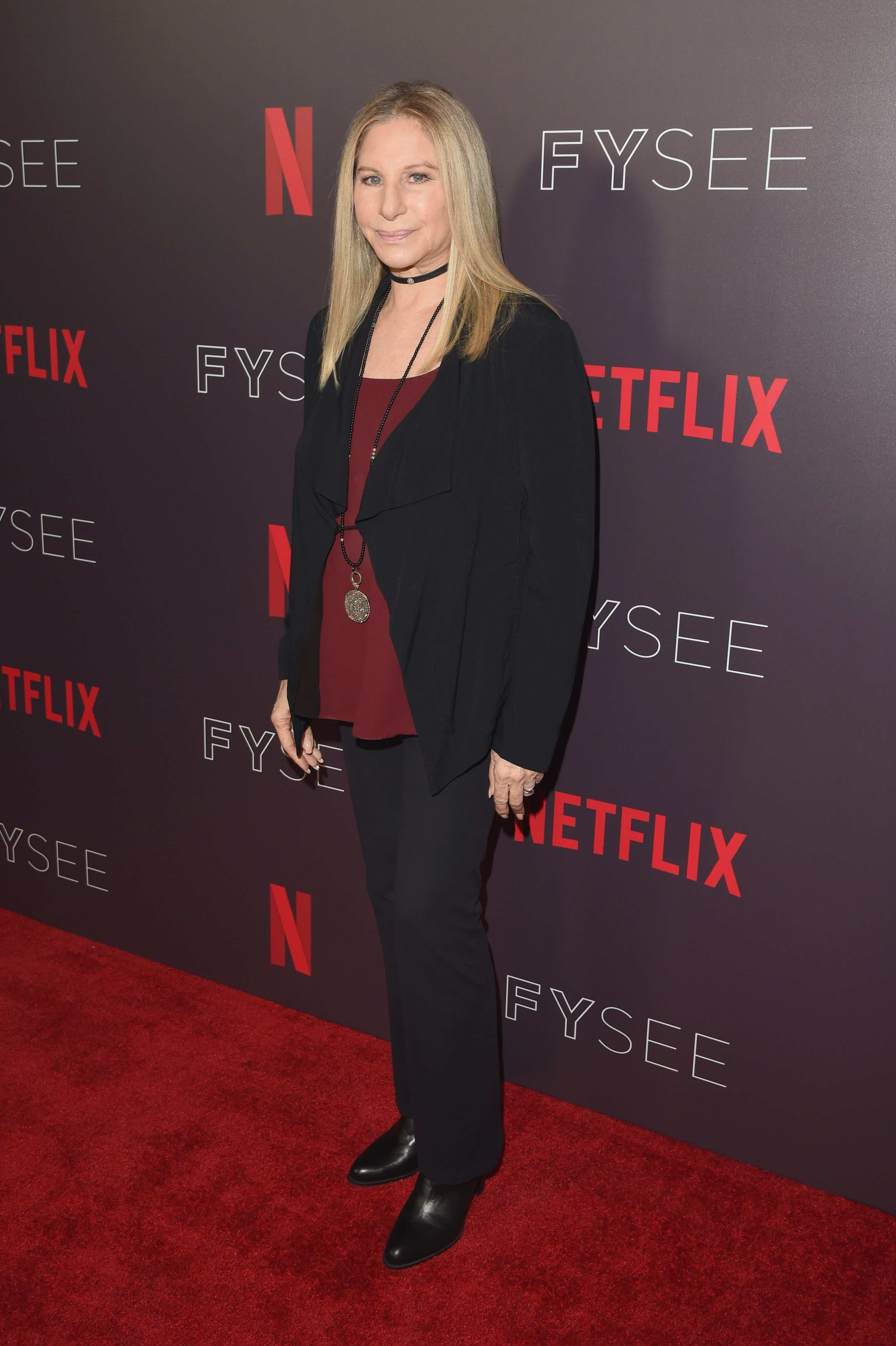 Barbra Streisand attends the Netflix #FYSee 'Scene Stealers' event | Photo: Getty Images