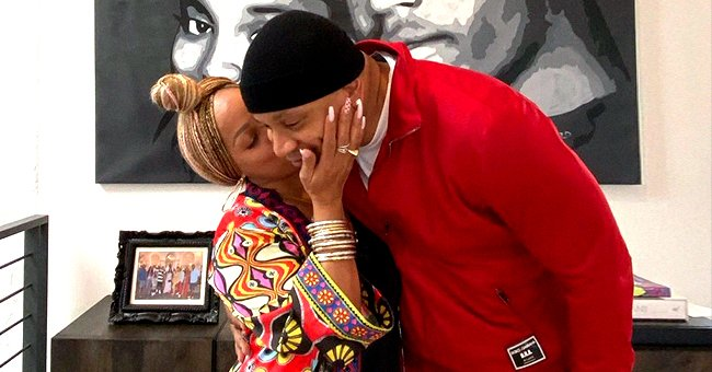 Here's How LL Cool J Surprised His Wife of 25 Years with a Sweet Gesture on Valentine's Day