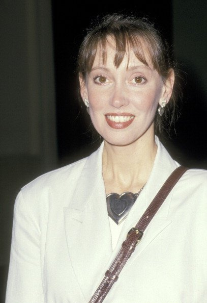 Shelley Duvall attend the Museum of Broadcasting's Fifth Annual Television Festival on March 7, 1988 | Photo: Getty Images