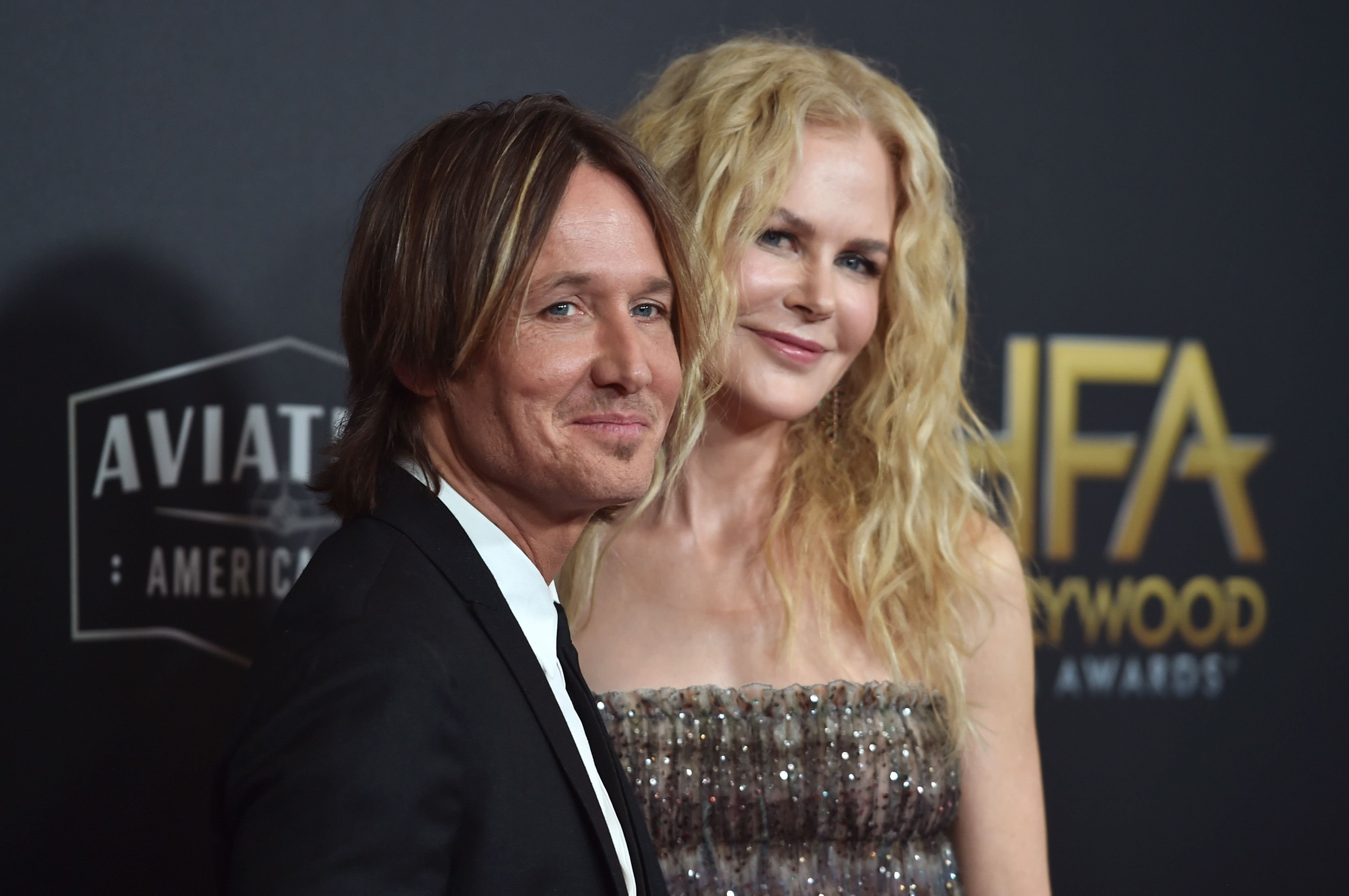 Keith Urban and Nicole Kidman at the 22nd Annual Hollywood Film Awards at The Beverly Hilton Hotel on November 4, 2018 | Photo: Getty Images