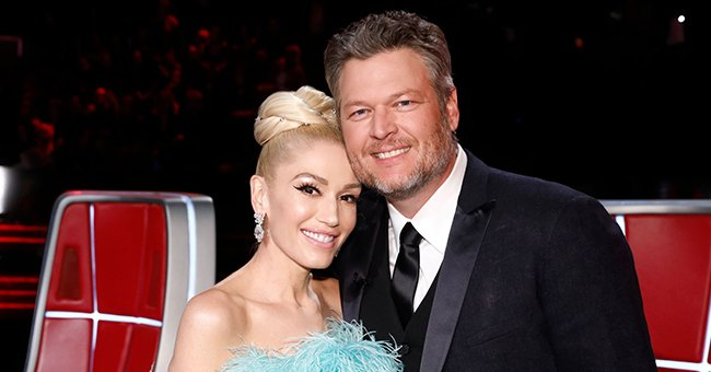 People: Gwen Stefani Opens up about Getting Competitive with BF Blake Shelton on 'The Voice'