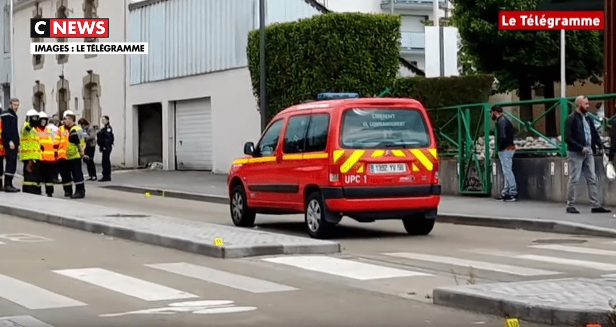 Voiture en fuite à Lorient : un enfant mort, un autre blessé | CNEWS : Youtube