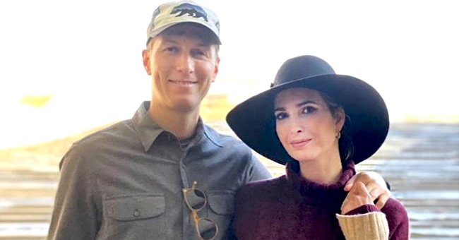 Ivanka Trump Is a Stylish Icon in Floppy Black Hat during Her Romantic Christmas Trip to Paris