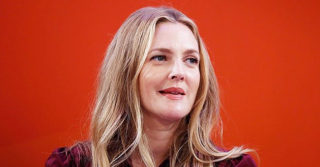 Check Out This Amusing Clip of Drew Barrymore Interviewing Her 7-Year-Old Self in Promotion of Her New Talk Show