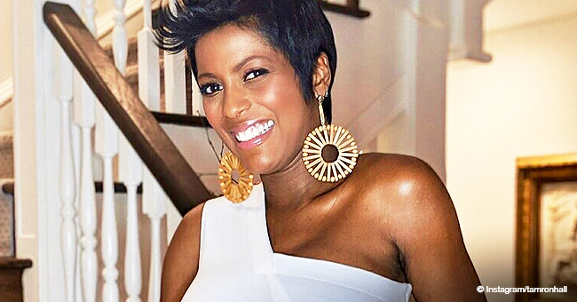 Tamron Hall Is Expecting First Child at 48, Also Reveals Secret Marriage to Music Executive