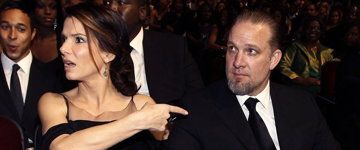 Sandra Bullock and husband Jesse James in the audience during the 41st NAACP Image awards held at The Shrine Auditorium on February 26, 2010   Photo: Getty Images