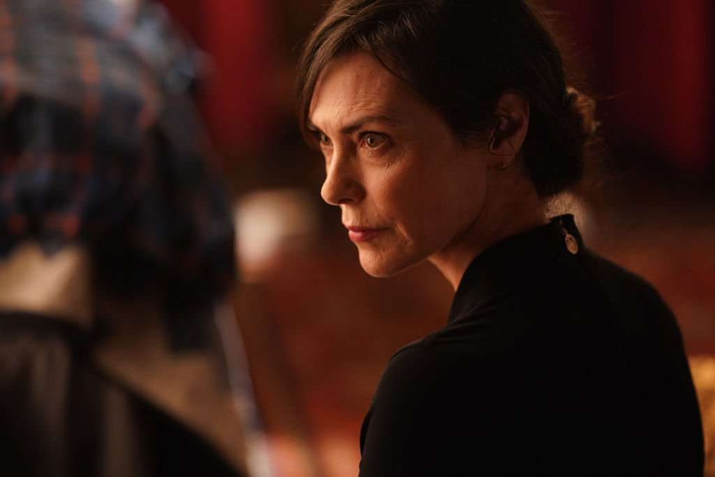 """Michelle Forbes on ABC's """"Big Sky"""" Season one , March 2021   Source: Getty Images"""