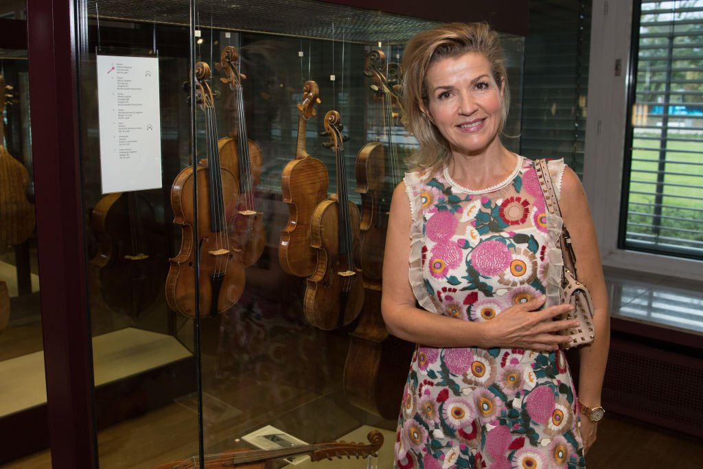 Anne-Sophie Mutter, Berlin, 2019 | Quelle: Getty Images