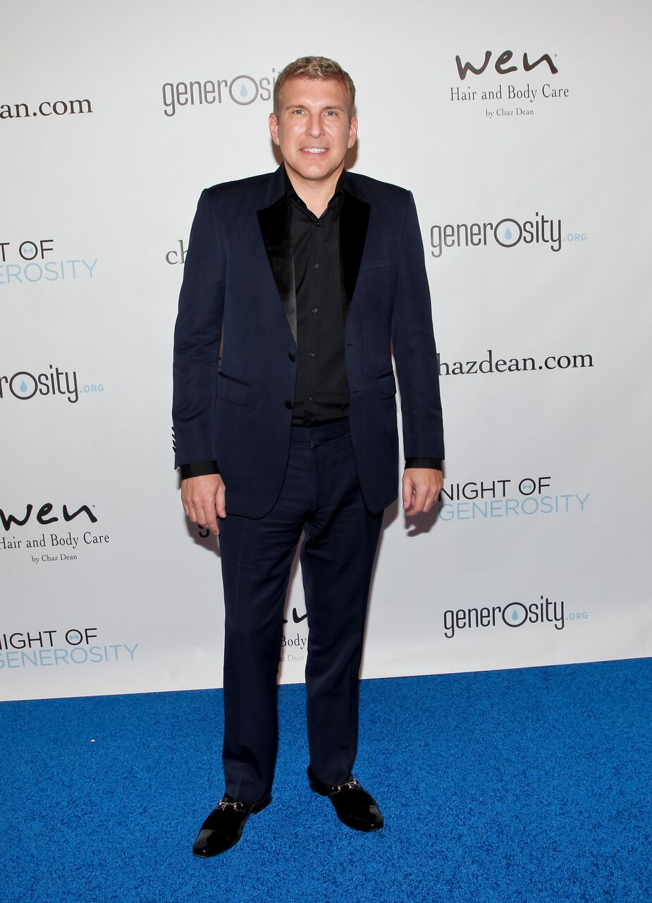 Todd Chrisley attends the 7th Annual 'Night of Generosity' Gala benefiting. | Source: Getty Images