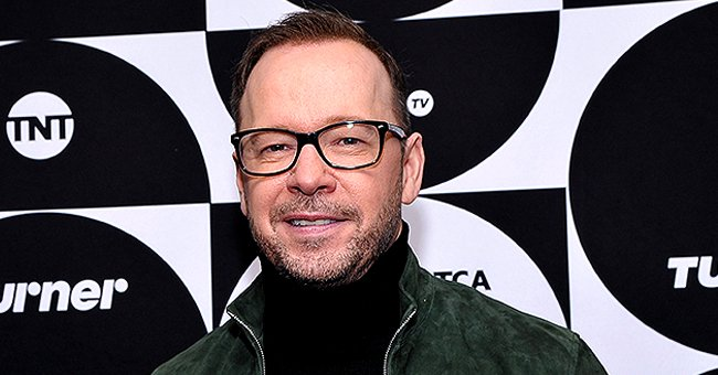 Donnie Wahlberg from 'Blue Bloods' Paid Tribute to Dwayne Johnson's Dad Rocky with Throwback Pic of the Wrestler