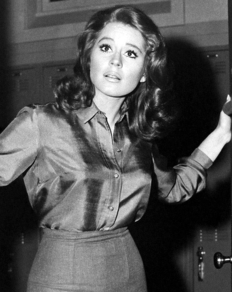 Sherry Jackson in 1963 | Photo: Wikimedia Commons