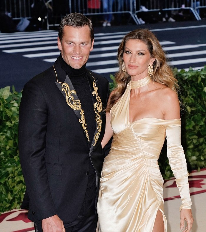 Tom Brady and Gisele Bundchen I Image: Getty Images