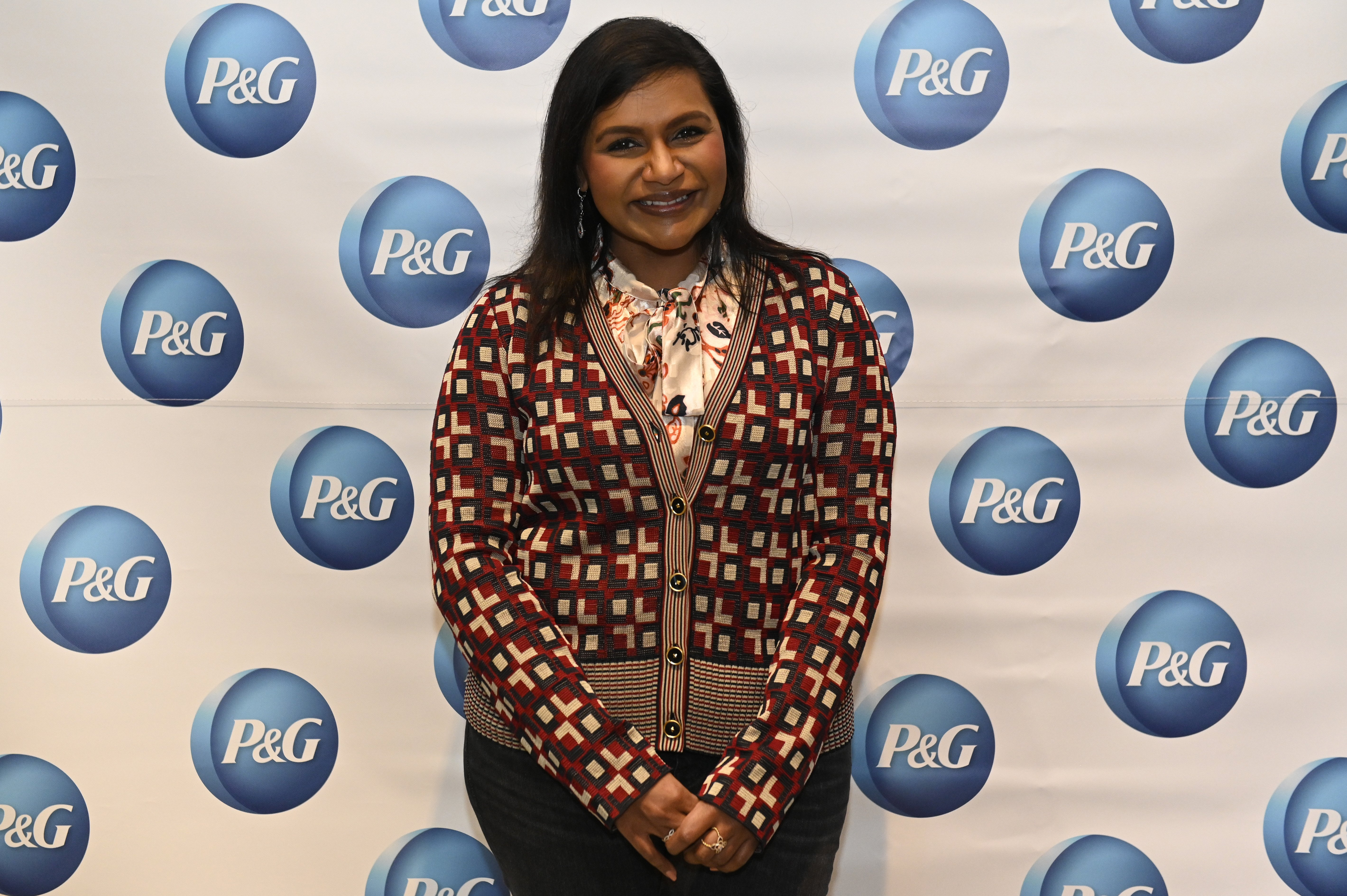 Mindy Kaling attends the P&G #WeSeeEqual Forum held at Proctor & Gamble on March 04, 2020 in Cincinnati, Ohio | Photo: Getty Images