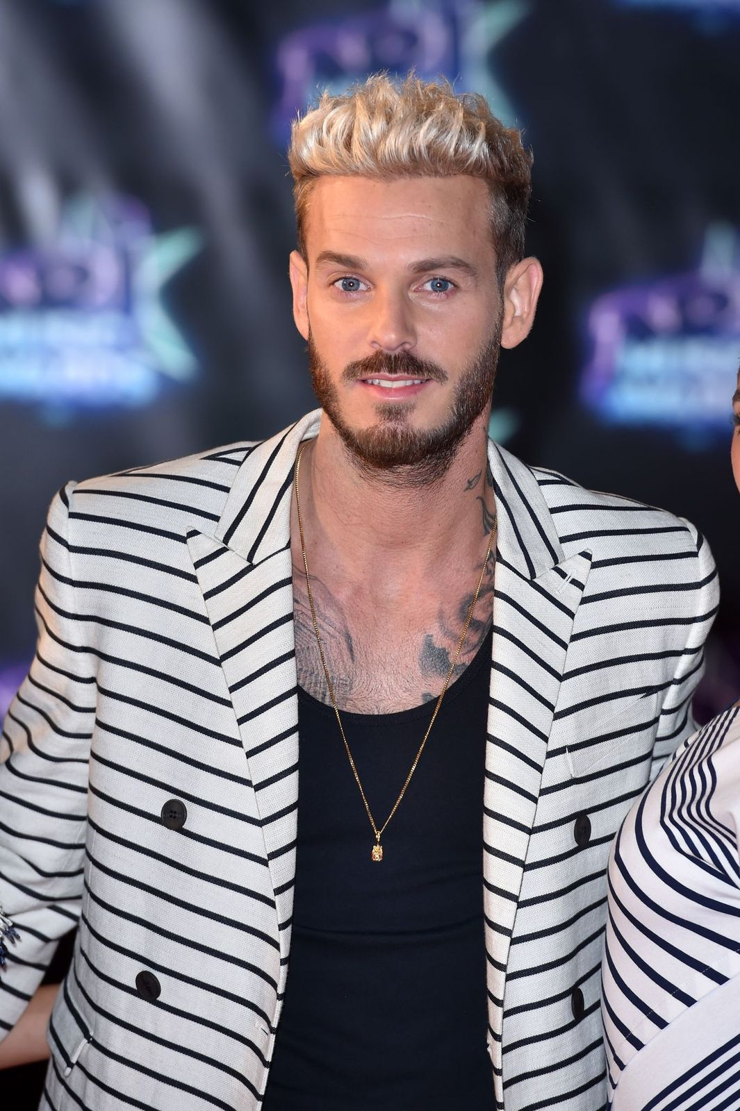 Le chanteur Matt Pokora | Photo : Getty Images