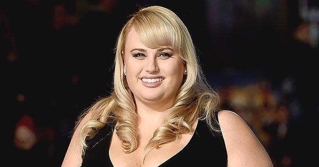 Rebel Wilson Looks Unrecognizable in Black Tracksuit While Posing Alongside Singer Amy Shark