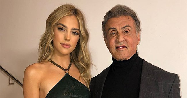 Sylvester Stallone's Daughter Shows off Her Stunning Figure in New Photos