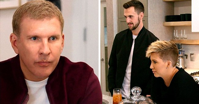 Here's How Savannah Chrisley Told Father Todd That Her Wedding with Nic Kerdiles Was Called Off
