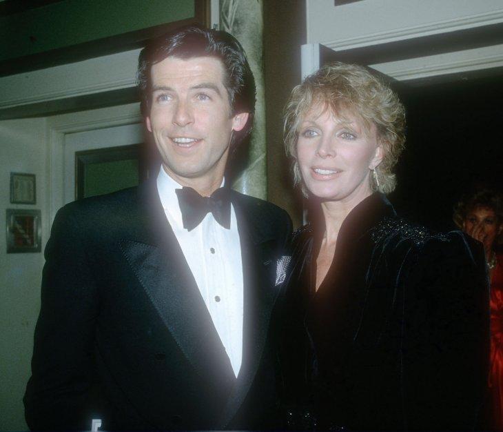 Pierce Brosnan et sa femme cassandre. | Photo : Getty Images