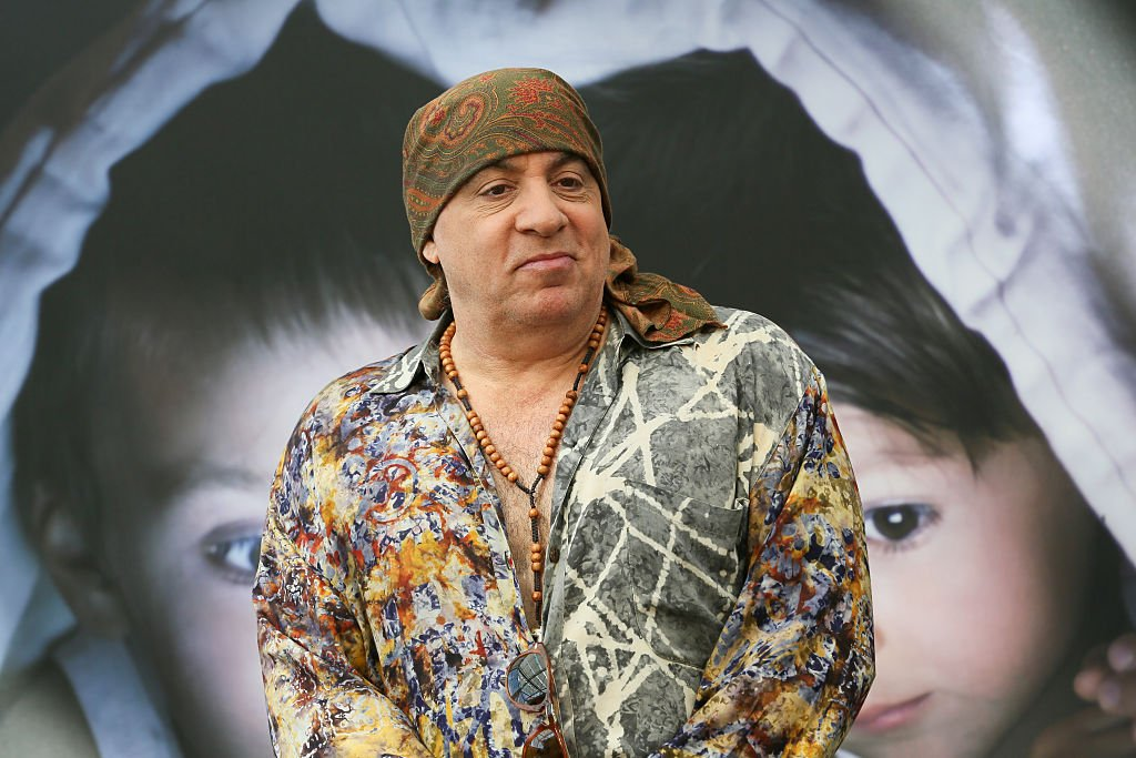 """Steven Van Zandt attends photocall for """"Lilyhammer 3"""" at the Grimaldi Forum on June 17, 2015 in Monte-Carlo, Monaco. 