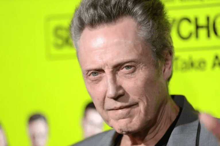 """Christopher Walken arrives at the premiere of CBS Films' """"Seven Psychopaths"""" at Mann Bruin Theatre   Getty Images"""