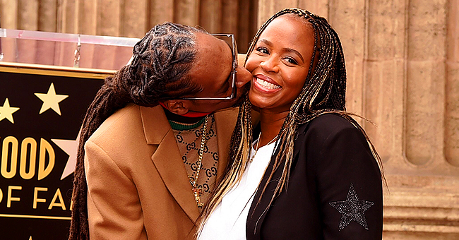 Snoop Dogg's Wife Shante Broadus Celebrates His 48th Birthday with Sweet Photos & Loving Tribute