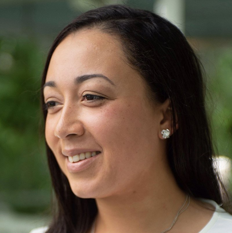 Former inmate Cyntoia Brown/ Source: Wikimedia