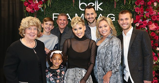 Julie Chrisley Showered with Heartwarming Birthday Messages from Husband Todd & Their Children