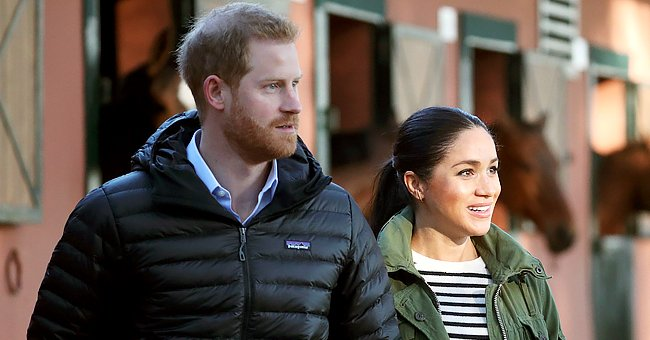Us Weekly: Meghan & Harry's Pals Think Palace Is Trying to Retaliate over Tell-All Interview