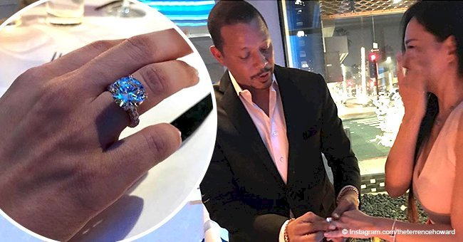 Terrence Howard proposes to ex-wife Mira Pak 3 years after their divorce