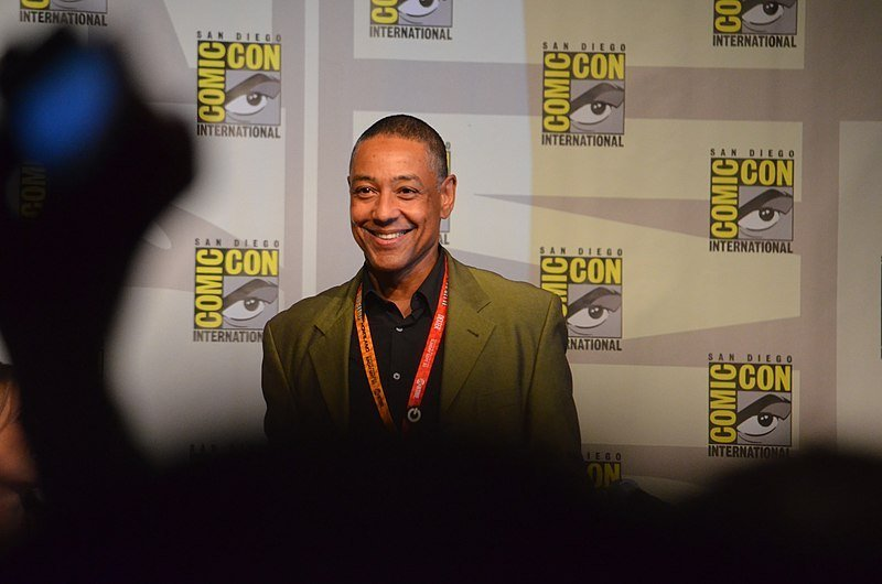 Giancarlo Esposito, 2012. | Source: Getty Images