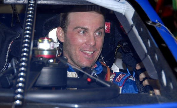 Kevin Harvick at the Homestead Miami Speedway in Homestead, Miami, Saturday, November 18, 2006. | Photo: Getty Images