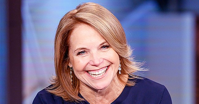 Katie Couric Posts Throwback Pic of Herself Dressed as Girl Scout & Fans Think It's Adorable