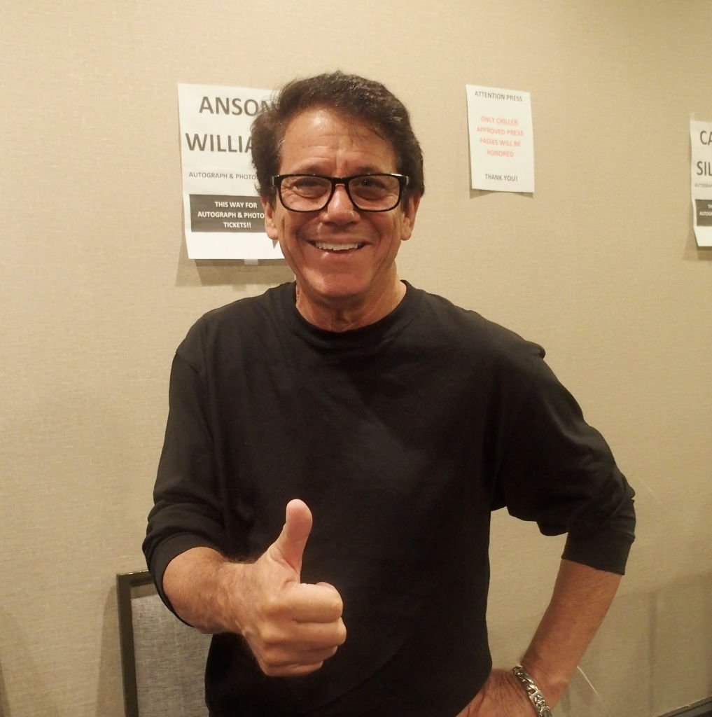 Anson Williams on April 27, 2019 in Parsippany, New Jersey | Source: Getty Images