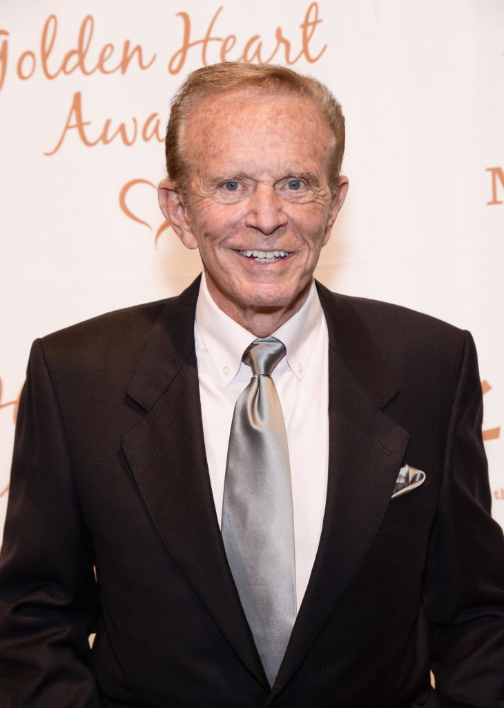 Bob Eubanks attends The Midnight Mission's Golden Heart Awards Gala on November 9, 2017 | Photo: GettyImages