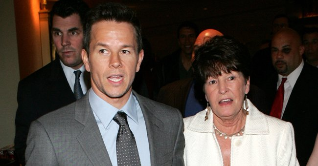 Mark Wahlberg Pays Tribute to His Late Mom with a TBT Photo of Her Surrounded by Her Grandkids