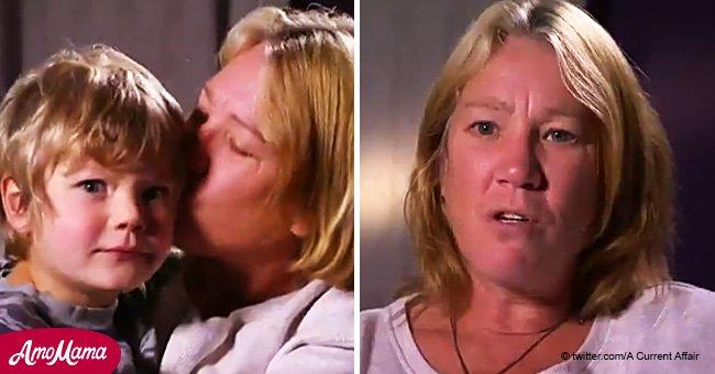 Eine Mutter, die dafür kritisiert wurde, dass sie ihren siebenjährigen Sohn stillte, schlägt zurück