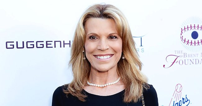 Vanna White of 'Wheel of Fortune' Bonds with Daughter Gigi during Home Manicure Session