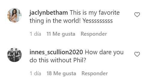 Fans' comments in Nolan Gould's Instagram post from August 16, 2021 | Photo: Instagram/nolangould