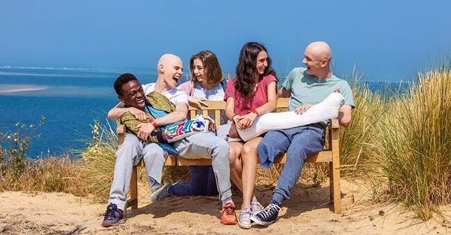 """TF1 a annoncé la troisième saison de la série """"Les Bracelets rouges"""""""
