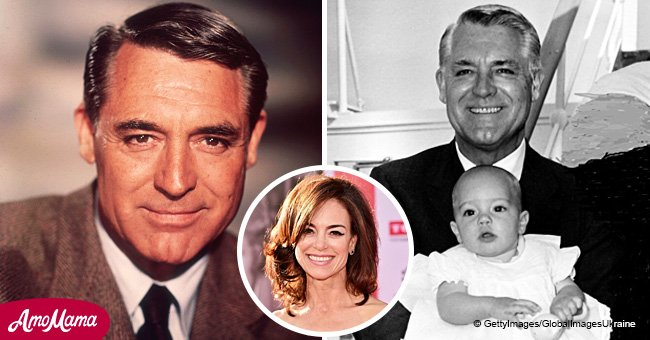 Cary Grant's Only Daughter Is 53 Years Old and She's Following in Her Father's Footsteps