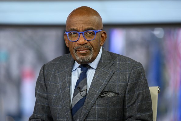 "Al Roker on the set of ""Today"" on Tuesday, November 19, 2019 