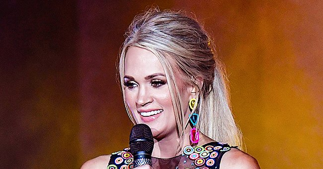 Carrie Underwood Monitors Her Diet and Counts Calories to Feel Good about Herself