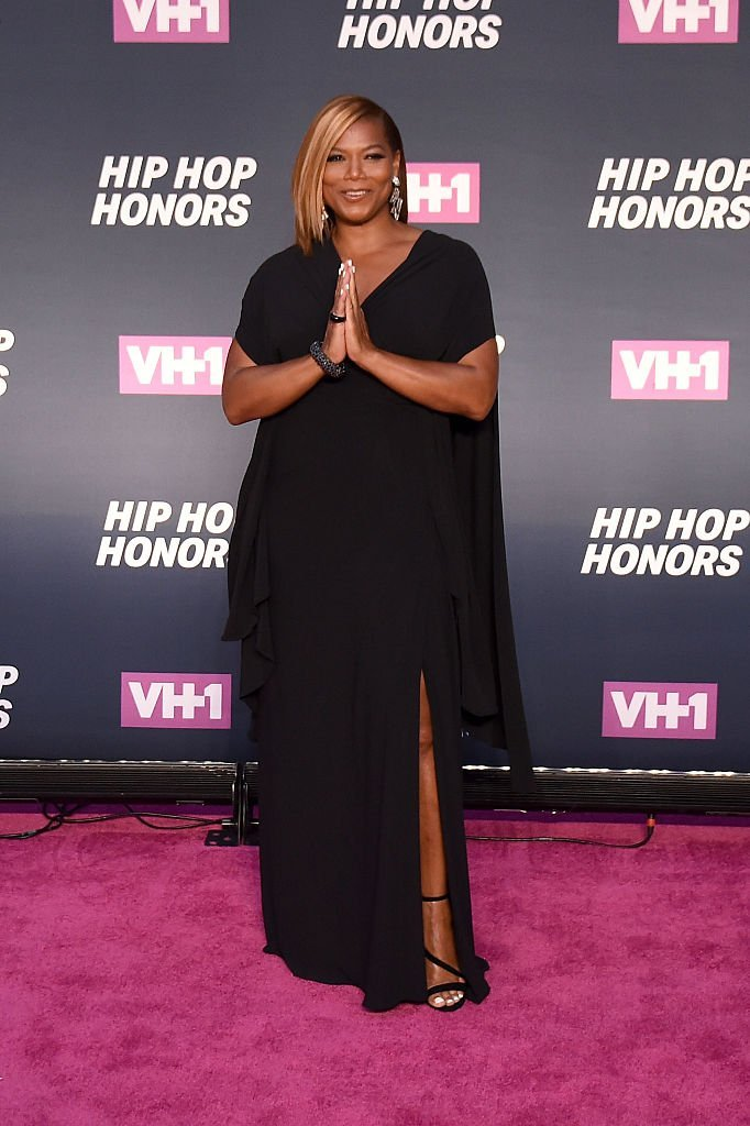 Queen Latifah attends the VH1 Hip Hop Honors: All Hail The Queens at David Geffen Hall on July 11, 2016   Photo: Getty Images