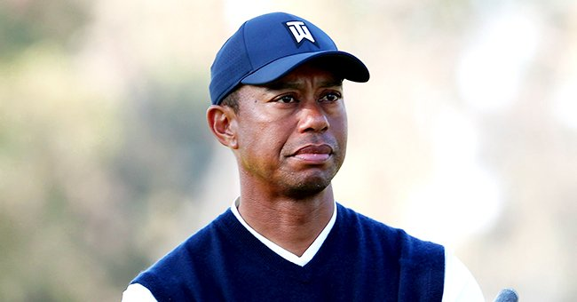 Hollywood Life: Tiger Woods Doesn't Want His Kids to See Him Hurt in Hospital after Car Crash
