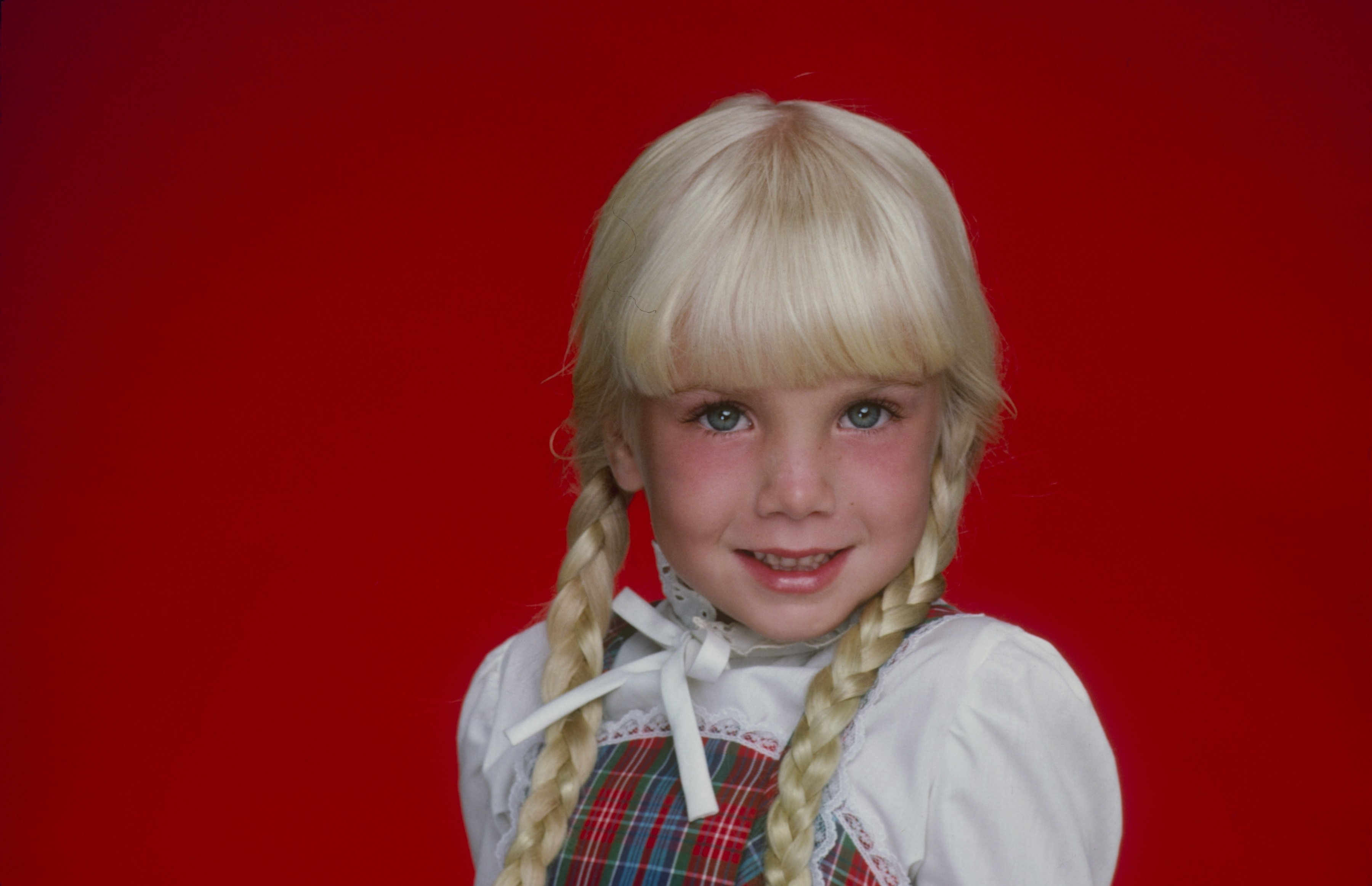 """Heather O'Rourke in """"Happy Days""""