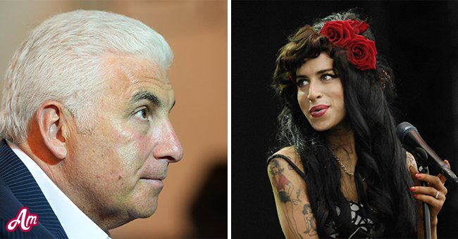 Mitch Winehouse and his daughter, musician Amy Winehouse | Source: Getty Images